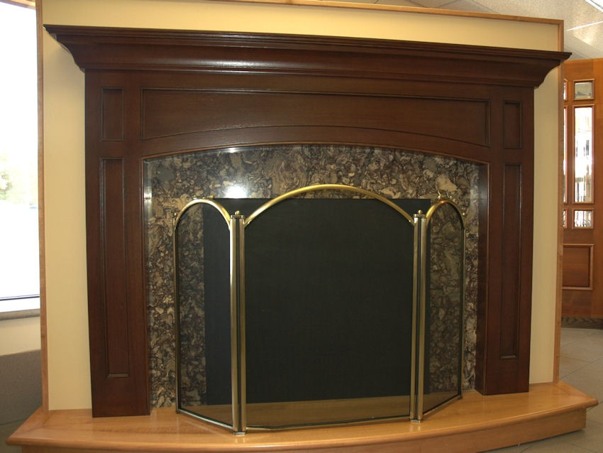 Fireplace Mantels Madison Wi Fireplaces