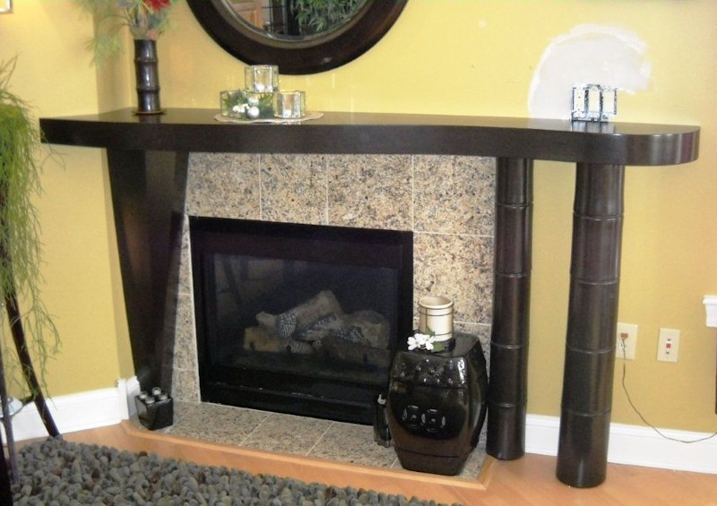 Is your fireplace mantel in need of replacing? Brunsell Lumber in Madison WI can build your custom mantel