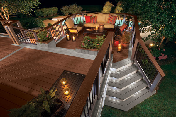 Deck Design Brunsell Magnificent Backyard Deck Designs