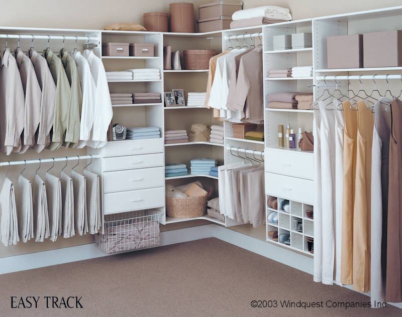 Closet Systems Storage Organizers Custom Madison Wi