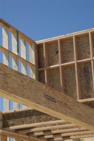 Engineered Wood Beams Posts Load Carrying Lumber