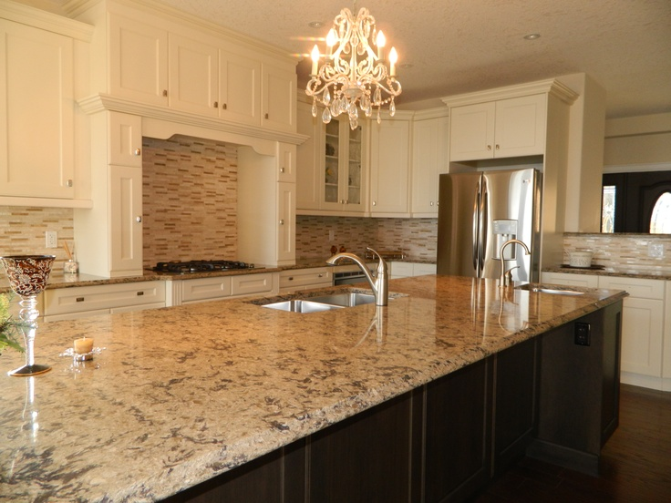 Painting Your Kitchen Cabinets Is No Small Undertaking: Choosing The Right Countertop For Your Kitchen